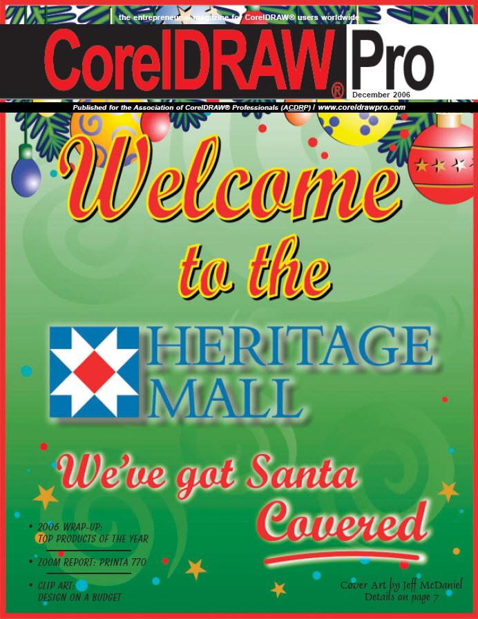 CorelDRAW Pro Magazine - December 2006
