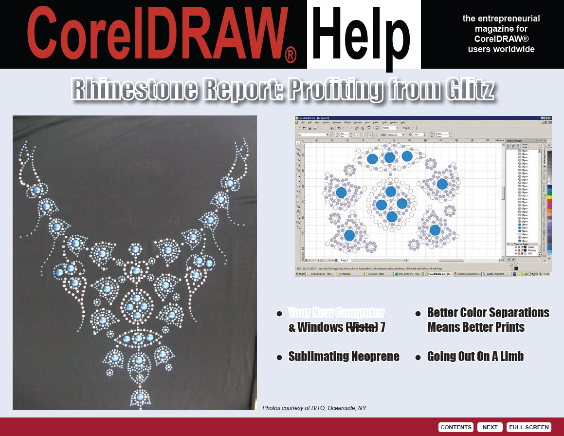 CorelDRAW Help Magazine - October 2009