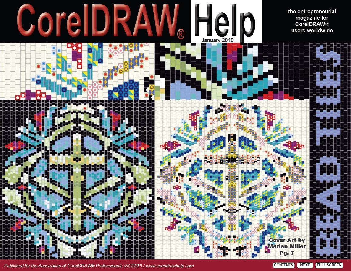 CorelDRAW Help Magazine - January 2010