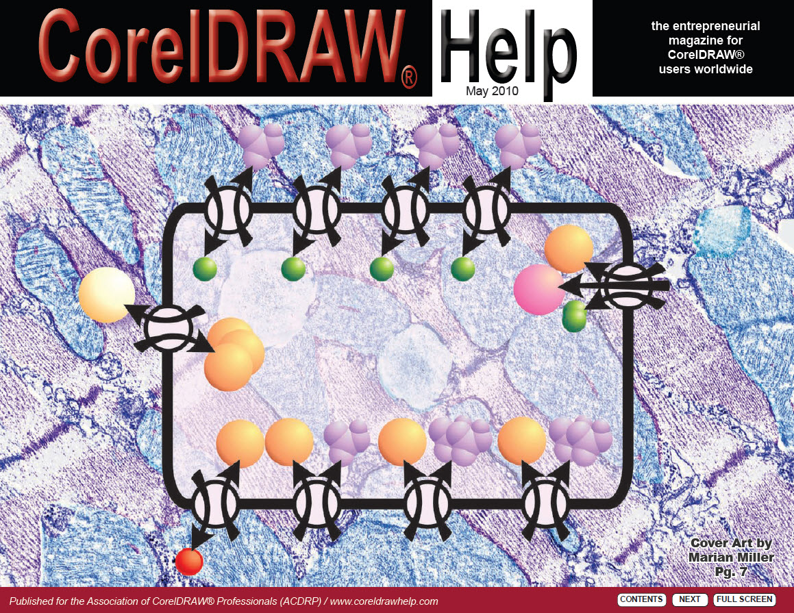 CorelDRAW Help Magazine - May 2010