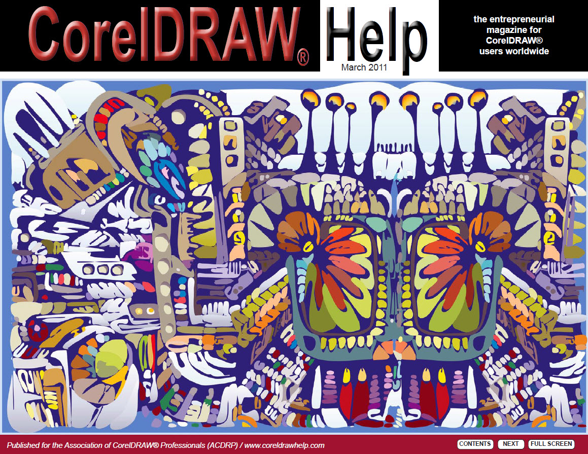 CorelDRAW Help Magazine - March 2011