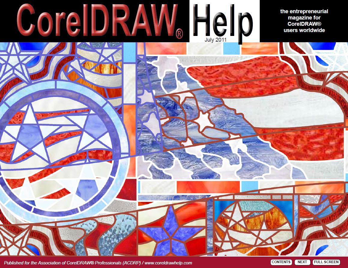 CorelDRAW Help Magazine - July 2011