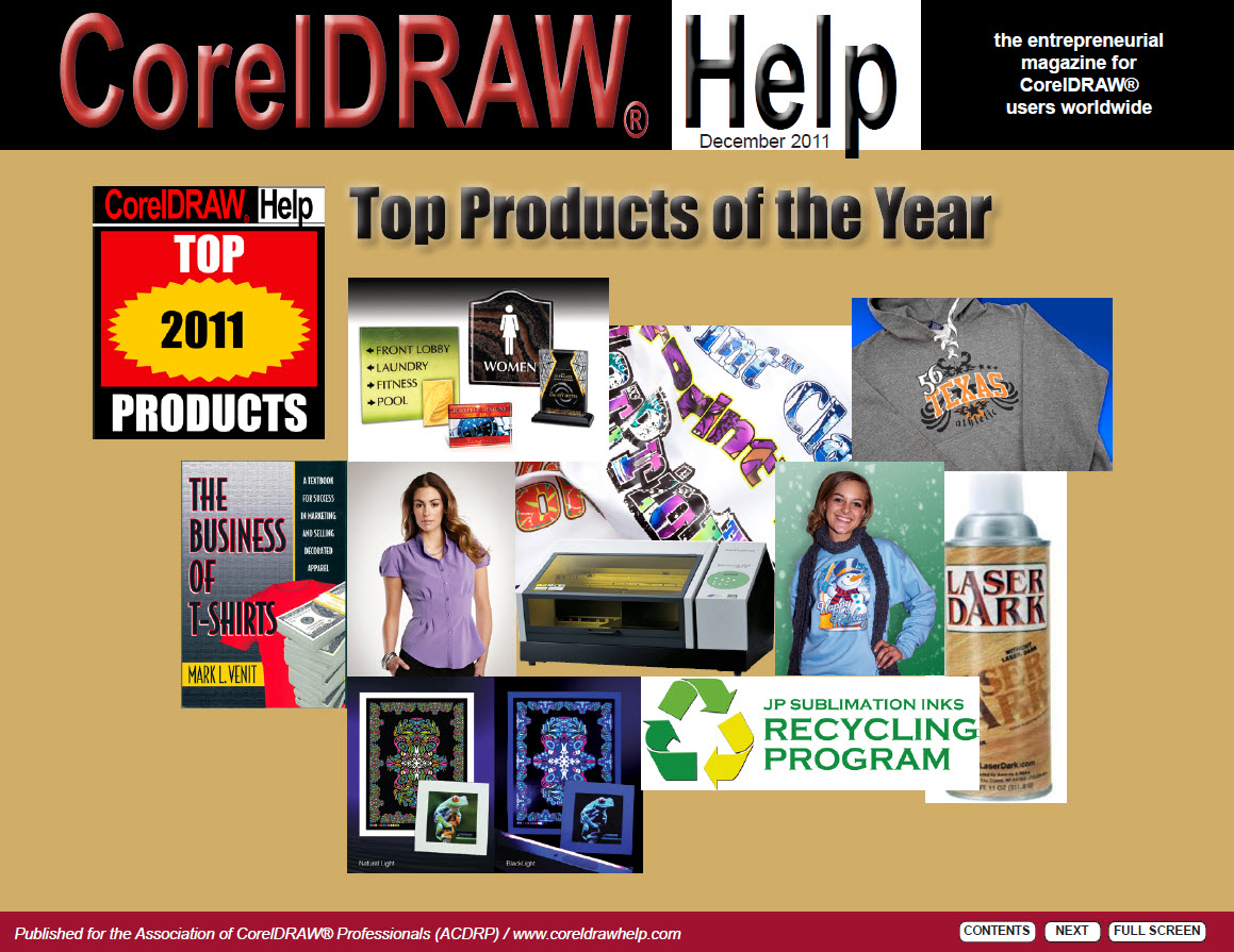 CorelDRAW Help Magazine - December 2011