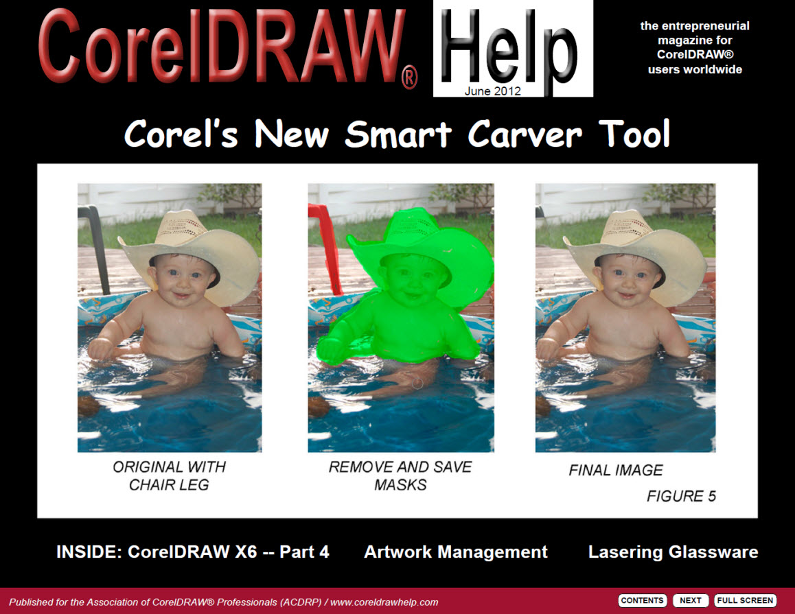 CorelDRAW Help Magazine - June 2012