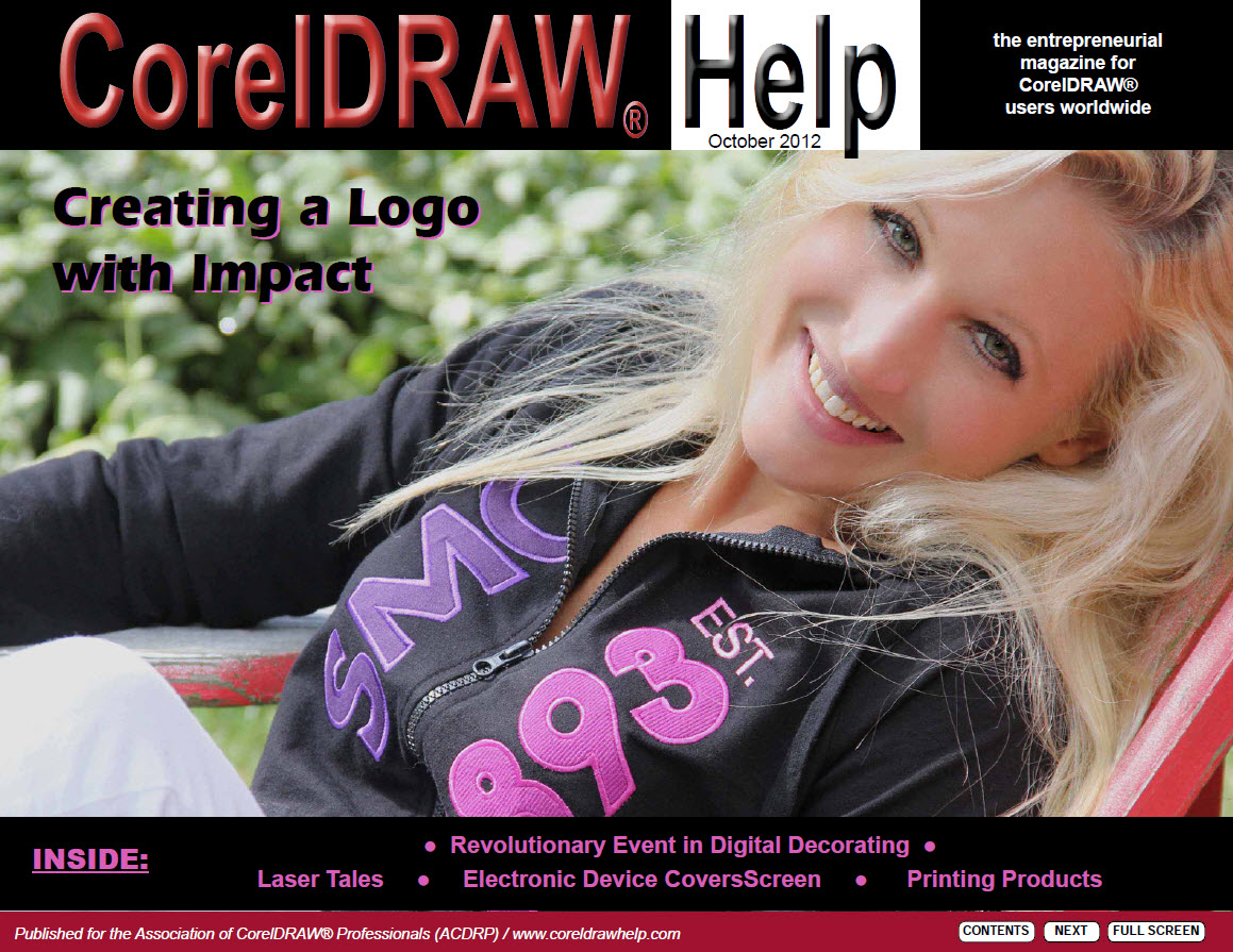 CorelDRAW Help Magazine - October 2012
