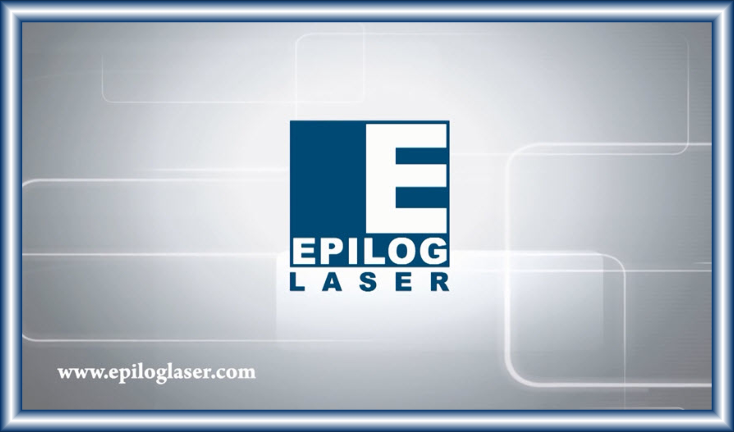 Epilog Laser's YouTube Channel
