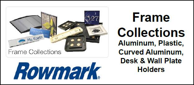 Rowmark - Manufacturer of Engraving Stock