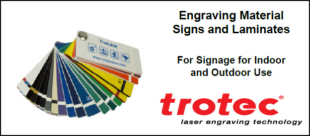 Trotec - Laser Engraving Equipment
