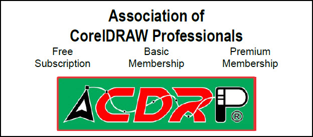 ACDRP - The Association of CorelDRAW Professionals