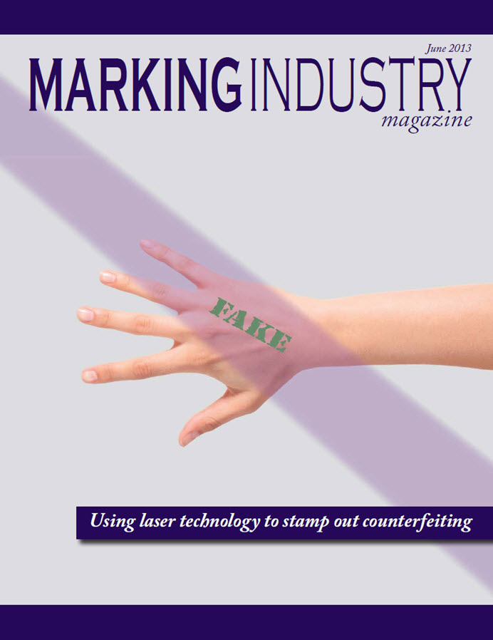 Marking Industry Magazine - June 2013