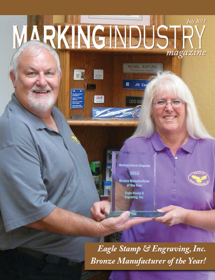 Marking Industry Magazine - July 2013