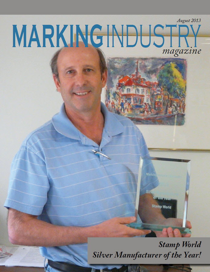 Marking Industry Magazine - August 2013