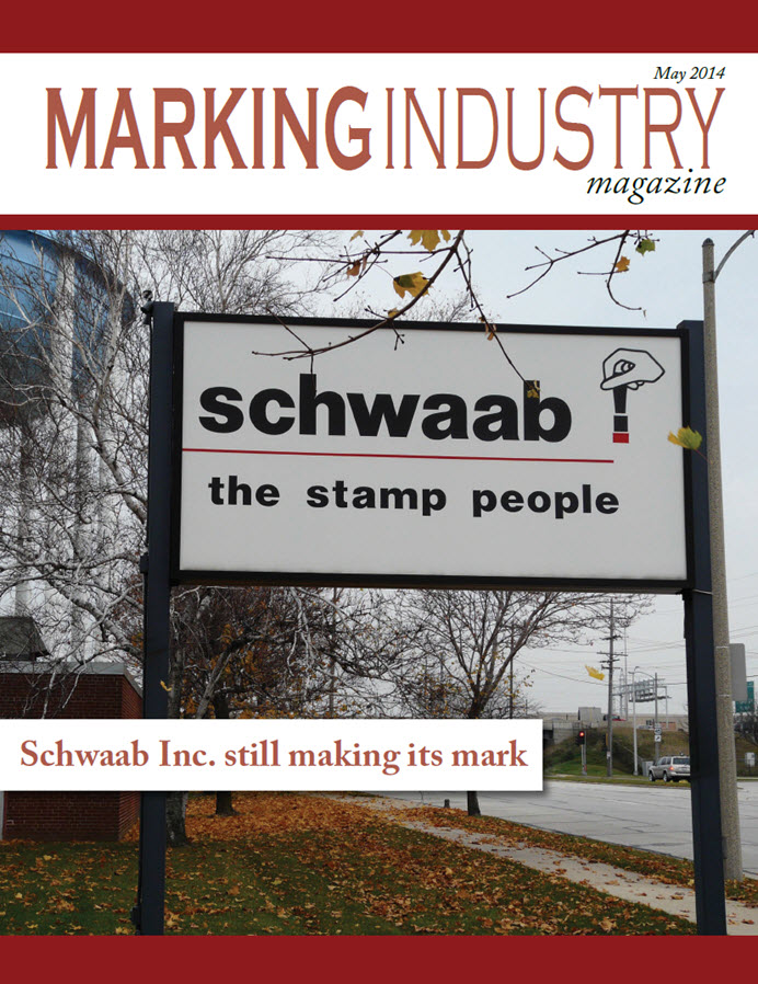Marking Industry Magazine - May 2014