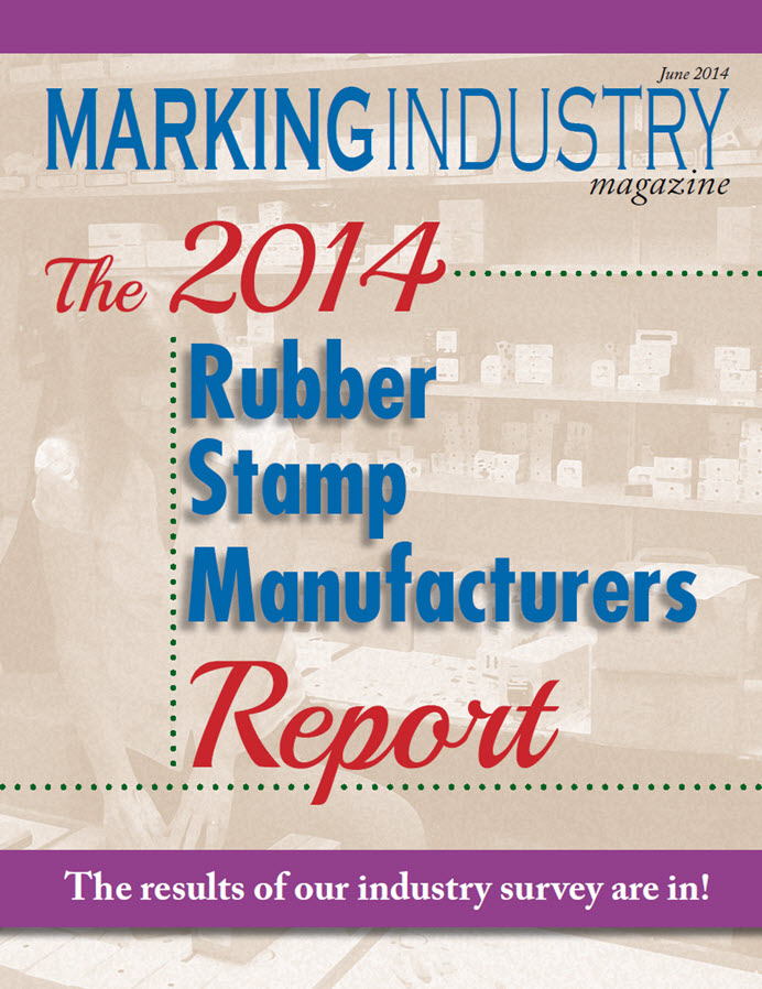 Marking Industry Magazine - June 2014