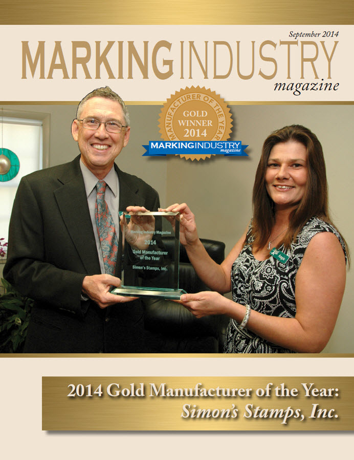 Marking Industry Magazine - September 2014