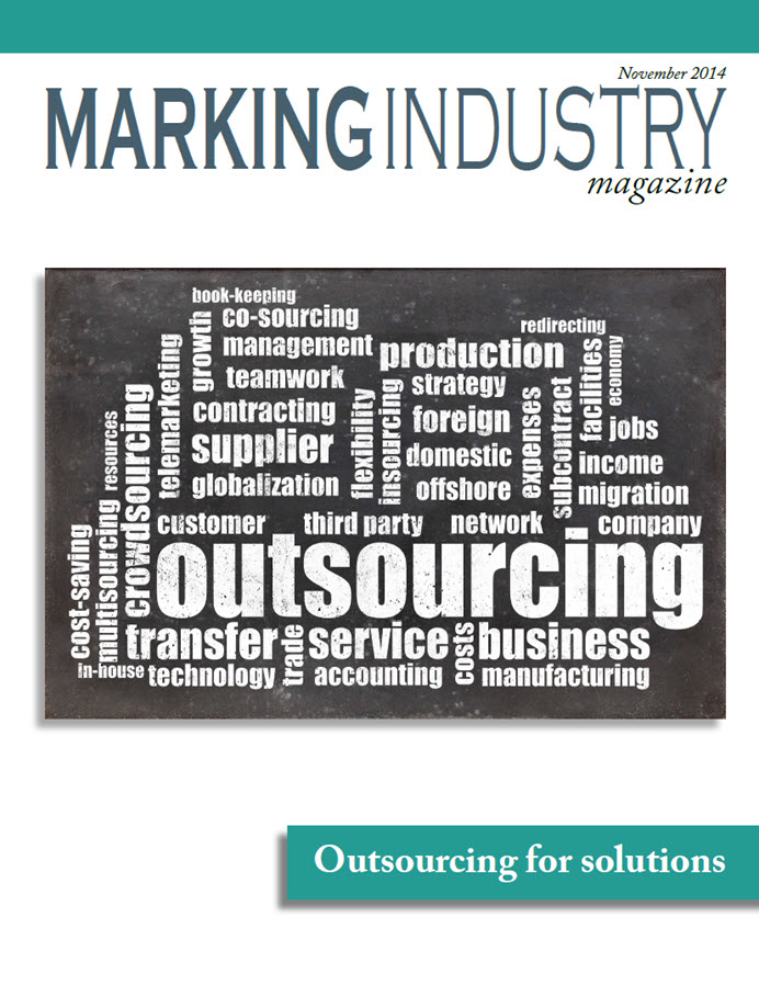 Marking Industry Magazine - November 2014