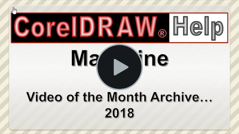 Video of the Month Archive 2018