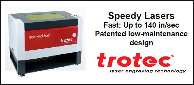 Trotec - Laser Engraving Equipment